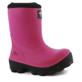 Viking Footwear Frost Fighter - Bottes en caoutchouc Enfant - rose